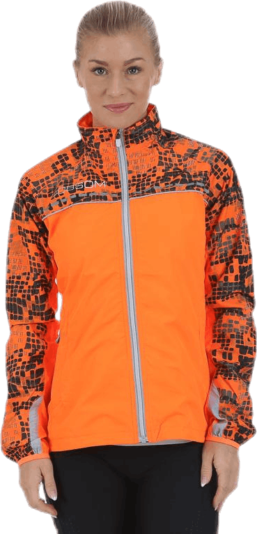 Race Jacket Orange