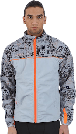 Race Jacket Grey