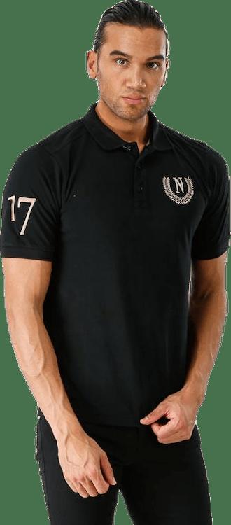 Laurel 17 Polo Black