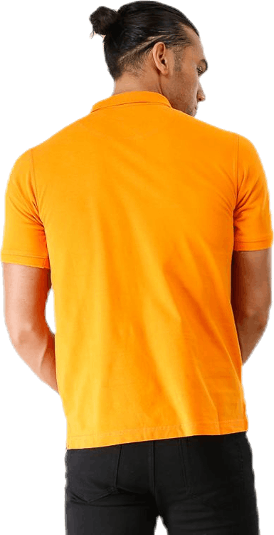 Laurel 17 Polo Orange