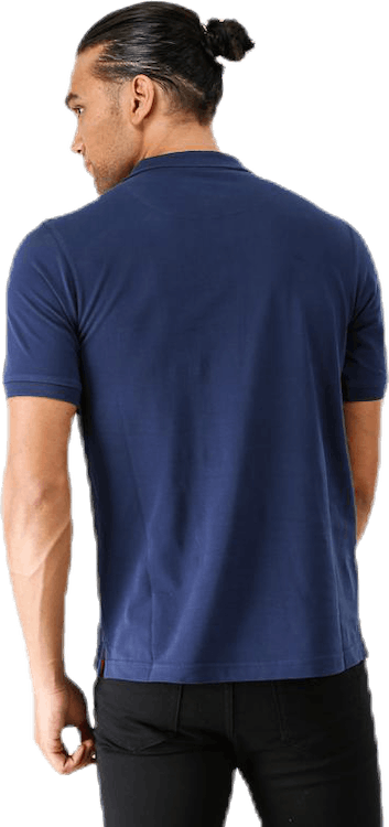 Small Laurel Polo Blue