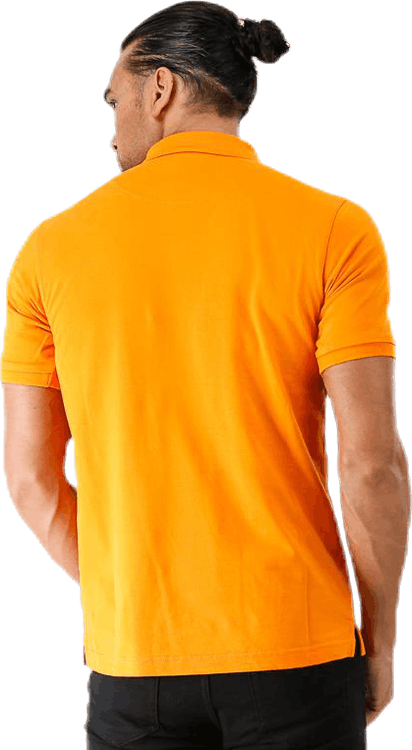 Small Laurel Polo Orange