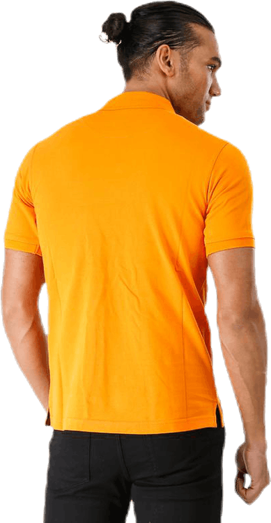 Newport Polo Orange