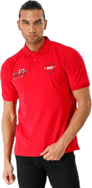 Newport Polo Red