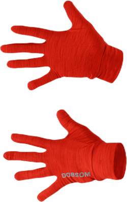 Gloves W16 Red