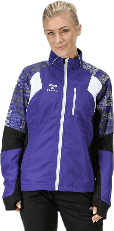 R-90 Winter Jacket ll Purple