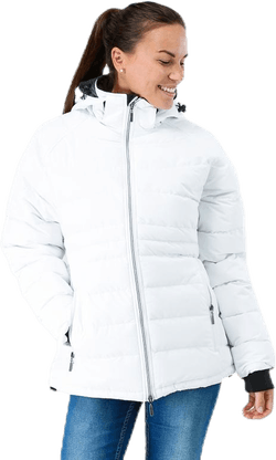 Baldra Jacket White