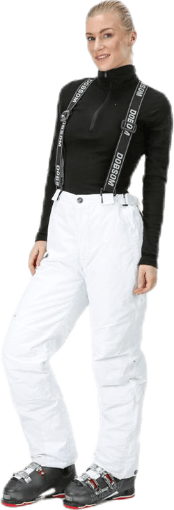 Vemdalen Skipants White