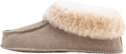 Solex Sheepskin Slippers Beige