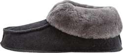 Solex Sheepskin Slippers Grey