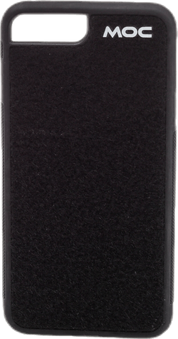 Velcro Case iPhone 7+ Black QAS Black