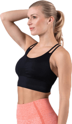 Define Seamless Sport Bra Black