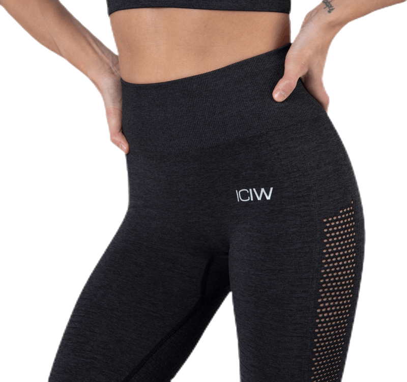 Dynamic Seamless Tights Grey