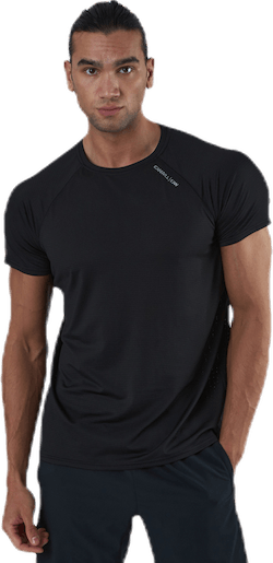 ICIW Training Mesh T-shirt v2  Black