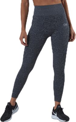 ICIW Snake Seamless Tights Grey