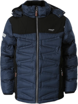 Zermatt Jacket Blue