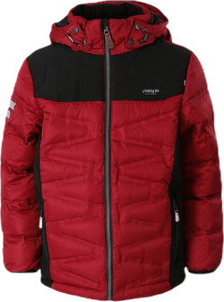 Zermatt Jacket Red