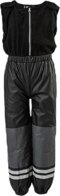 Vik Fleece Lined Rain Pants Black