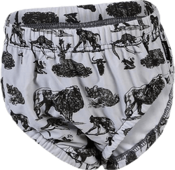 Bay Swim Diaper Grey