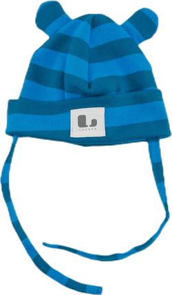 Lane Baby Hat Blue