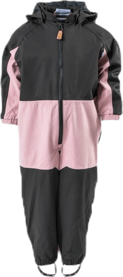 Explorer Shell Overall Pink