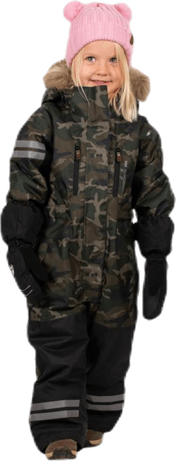 Camo Overall 15 000 mm Patterned