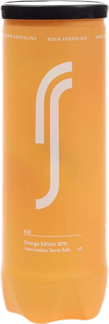 RS Orange Edition Junior 3-Tube Orange/Yellow