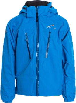 Storm Hard Shell Jacket Turquoise