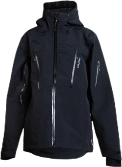 Expedition Hard Shell Jacket Black