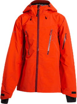Expedition Hard Shell Jacket Orange