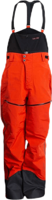 Expedition Hard Shell Pant Orange