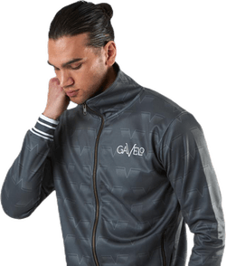 Track Jacket Carbon Grey