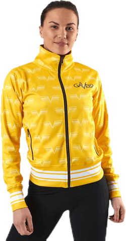 Track Jacket Lemon Yellow