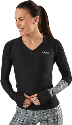 GLNCHCK 3 Long Sleeve Black