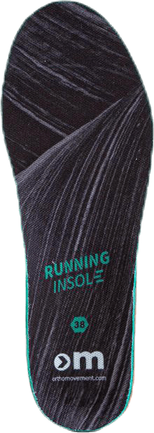 Running Insole Black