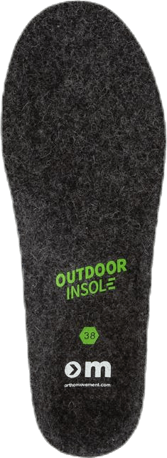 Outdoor Insole Black