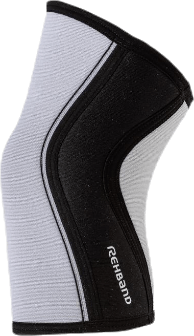 Rx Knee 7mm White/Black