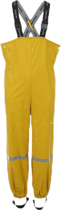 Kids Wings High Rainpant Yellow