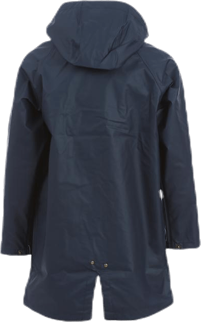 Junior PU Parka Blue