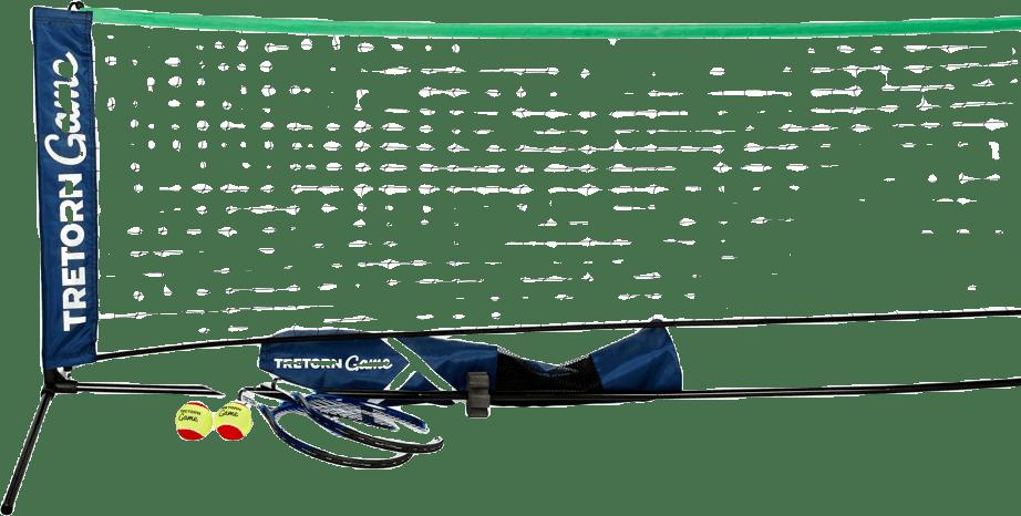 Tennis Complete Kit Blue/Black