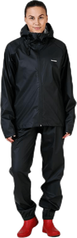 Packable Rainset Black