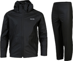 Packable Rain Set Youth Black