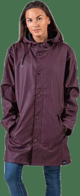 Wings Plus Rain Jacket Purple