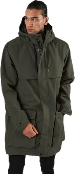 Arch Jacket Green