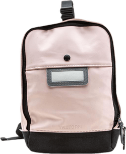 Wings Mini PU Waterproof Backpack Pink