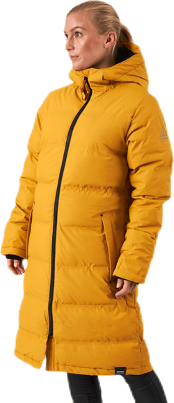 Luni Coat Yellow