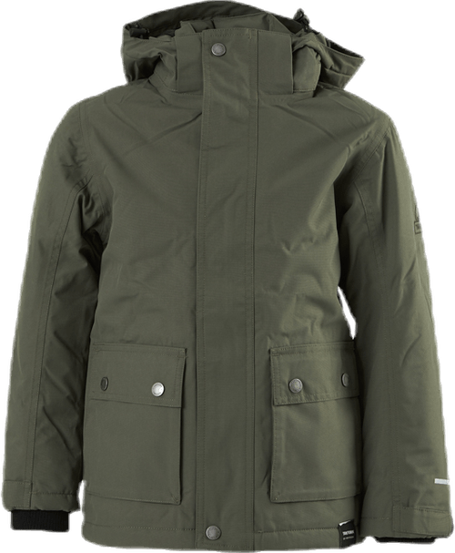 Jr Clart Parka  Green