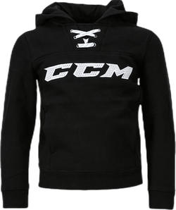 Hockey Hoody Jr Gr 120 Black