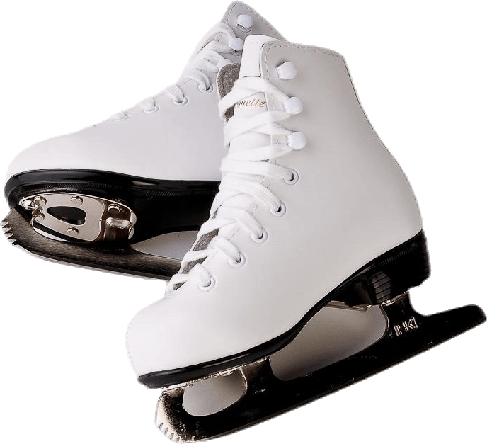 Skate Pirouette Jr White