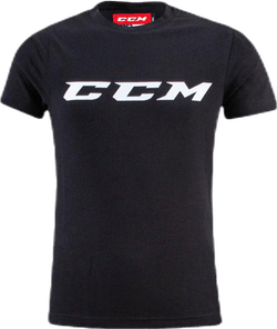 Training Tee Jr Black